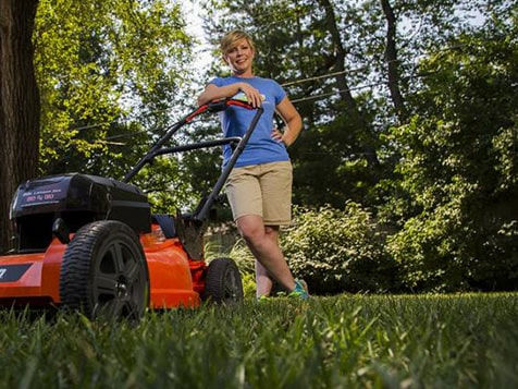Clean Air Lawn Care Franchise Employee
