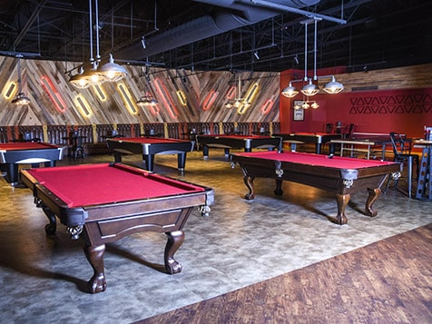 810 Billiards & Bowling Franchise - Pool