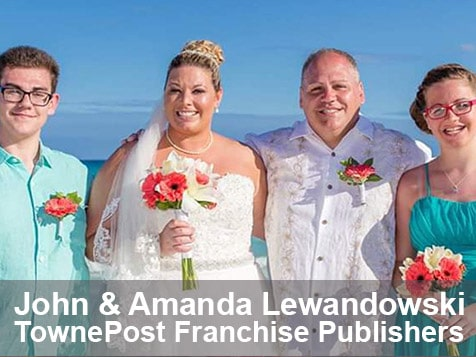 Towne Post Network Franchisee, John Lewandowski