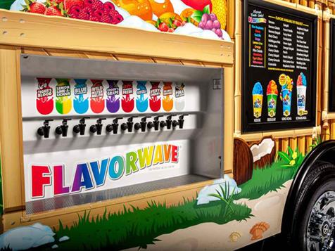 Kona Ice Franchise Flavorwave