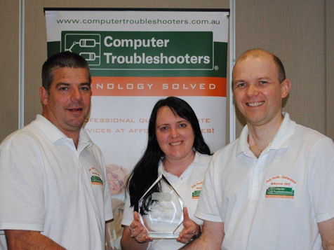 Computer Troubleshooters Franchise Owners