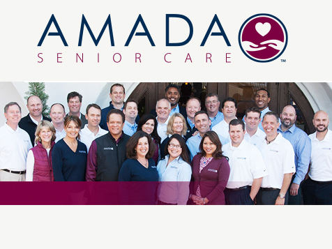 Staff at Amada Senior Care Franchise