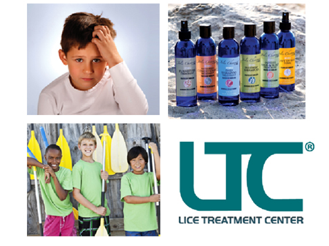 Lice treatment estimated at a $1 BILLION annual industry