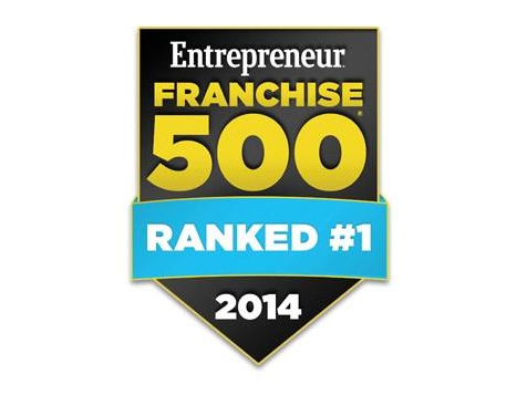 EmbroidMe Franchise ranked #1 by Entrepreneur Magazine