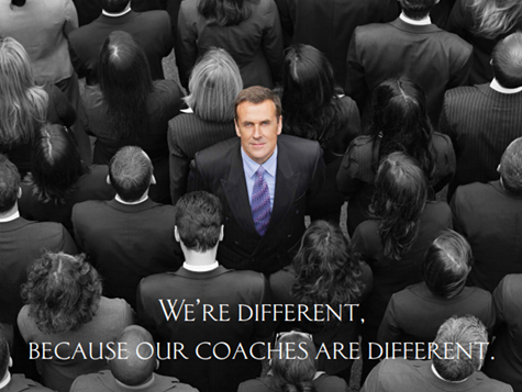 Stand out from the crowd with a Real Leadership Coaching business