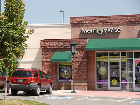 A MemoryWise Franchise Store