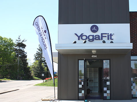 YogaFit Gym Franchise