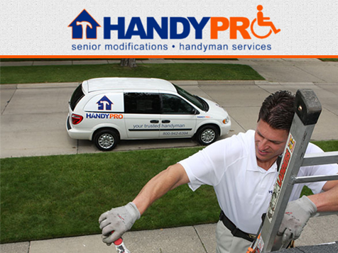 HandyPro Handyman Service Franchise is a trusted specialist