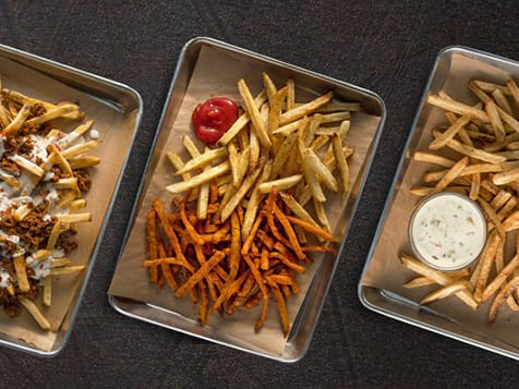 MOOYAH Burgers, Fries & Shakes - Hand-Cut Fries from Idaho Potatoes