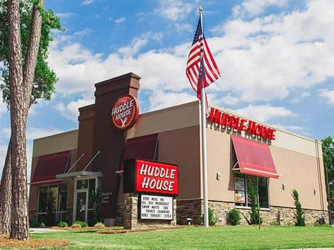 A Huddle House Franchise Location