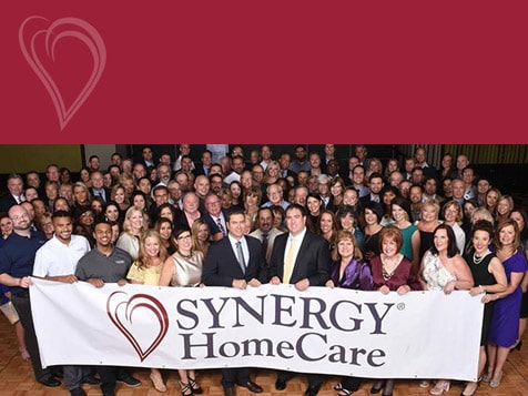 SYNERGY HomeCare franchise - Make a Difference