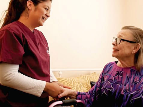 A Better Solution In Home Care Franchise Meets Client Needs