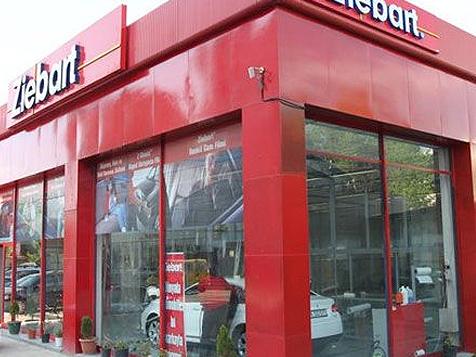 Ziebart Automotive Franchise Building