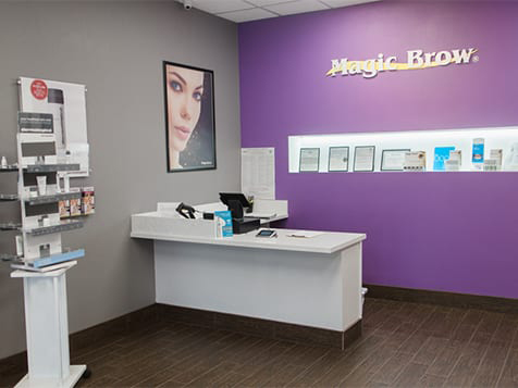 Magic Brow Franchise Lobby