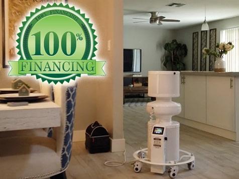 Hospitality Bio Cleaners - Electrostatic Technology