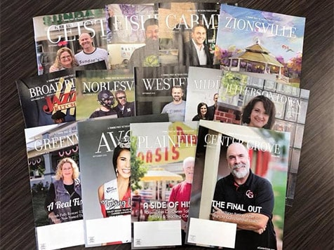 Towne Post Network Franchise Local Magazines