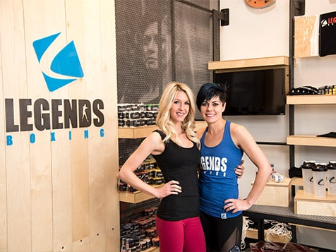Legends Boxing Franchise Pro Shop