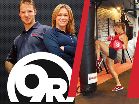9Round Kickboxing Fitness Franchise Opportunity