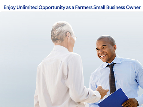 BE a Farmers Insurance - California agent