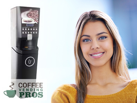 Coffee Vending Pros allows you to work from home