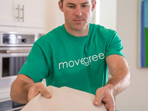MoveGreen Franchise Uses Recycled Moving Materials