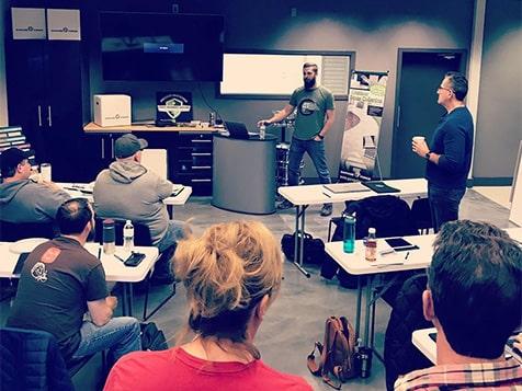 Garage Force Franchise Training