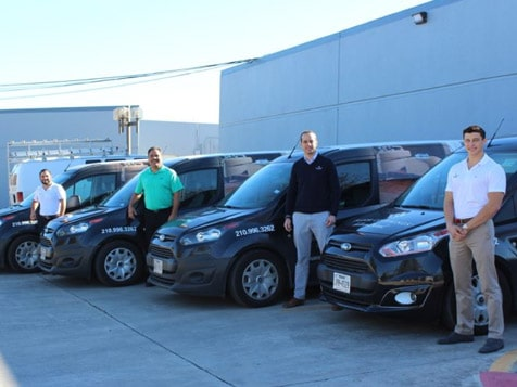 Floor Coverings International Franchise Fleet