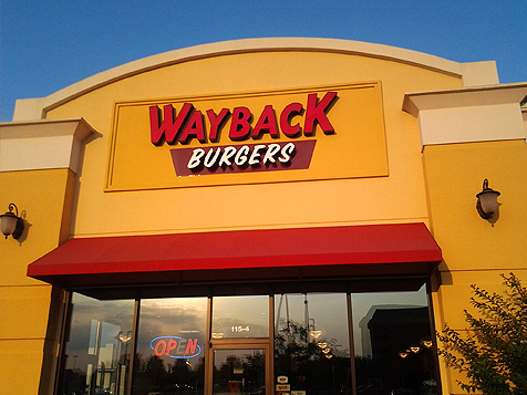 Wayback Burgers delicious menu items