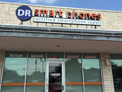 Dr Smart Phones Franchise Outside Location