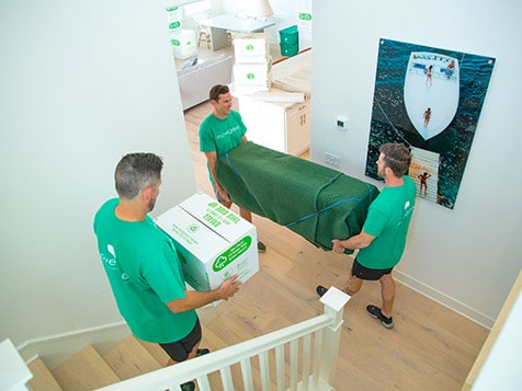 MoveGreen Franchise Mover
