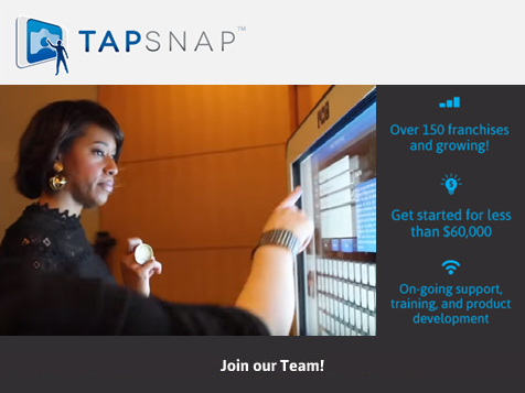 Get Started TapSnap for Less than $60K
