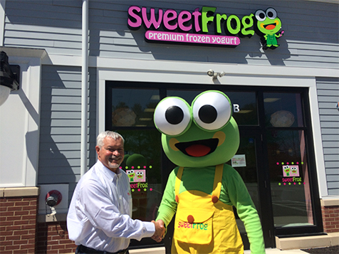sweetFrog Franchise Owner