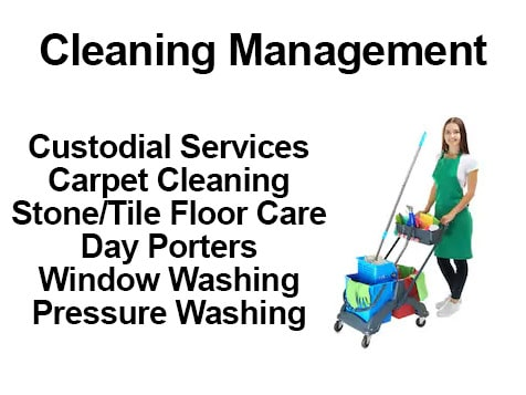 Bldg.Works Franchise - Cleaning Services