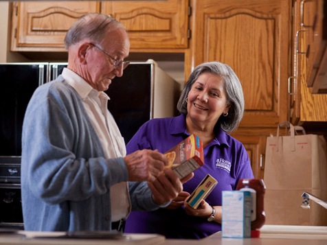 Home Instead, Inc. Franchise Non Medical Care for Seniors