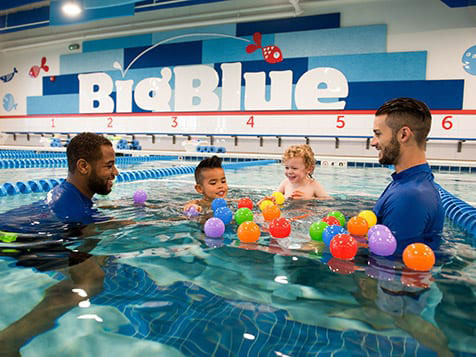 Big Blue Swim School Franchise - Guppy Class