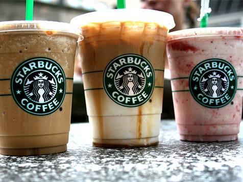 Starbucks Menu Items