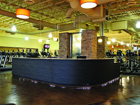 Fitness Evolution Fitness Front Desk