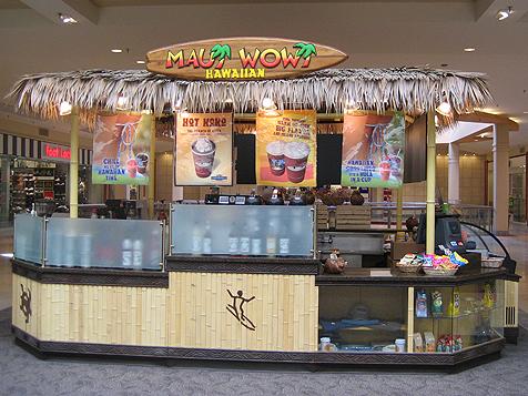 Maui Wowi Smoothie Kiosk