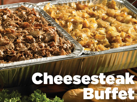 Philly's Best Cheesesteaks Franchise Cheesesteak Buffet