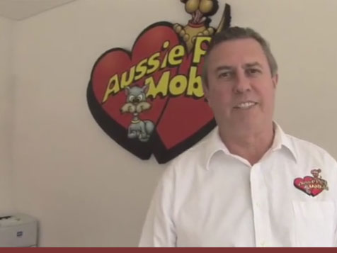the Aussie Pet Mobile Franchise Opportunity