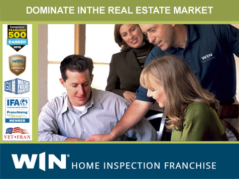 Become a WIN Home Inspection franchisee