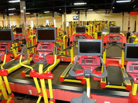 Retro Fitness Franchise Quality Gym Equipment