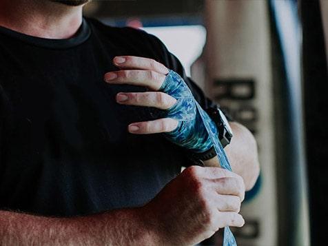 Rockbox Fitness Franchise - Boxer