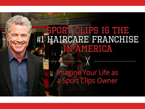Become a Sport Clips Franchise Owner