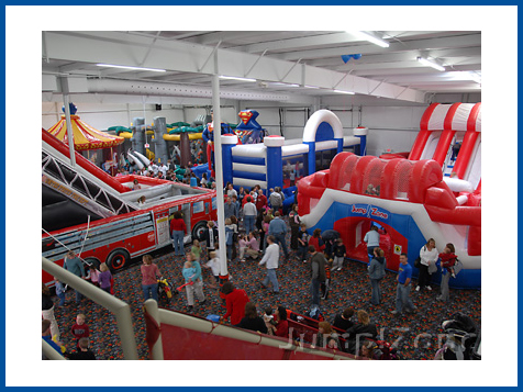Jump!Zone Franchise Inflatables