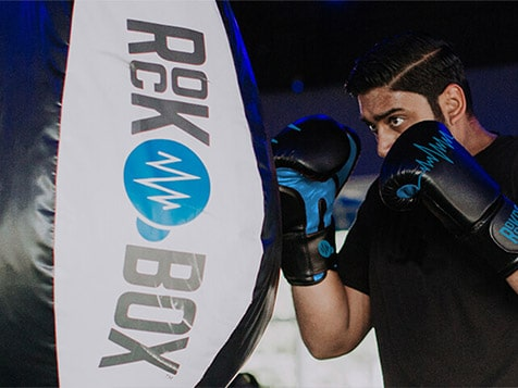 Rockbox Fitness Franchise Workout
