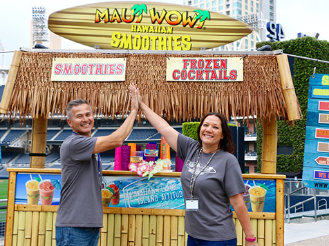 Maui Wowi Franchisees