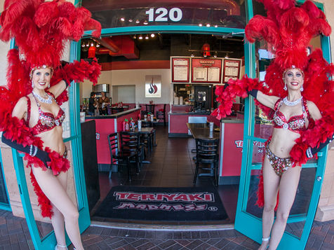 Restaurant Franchise Showgirls