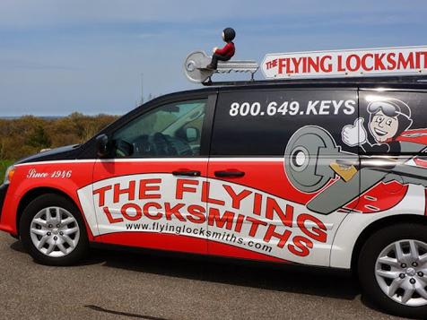 Flying Locksmith Mobile Franchise