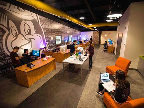 Kona Ice franchise headquarters